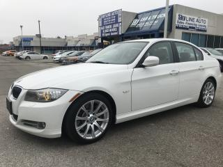 Used 2011 BMW 335d NAVI|LEATHER|SUNROOF|ALLOYS for sale in Concord, ON
