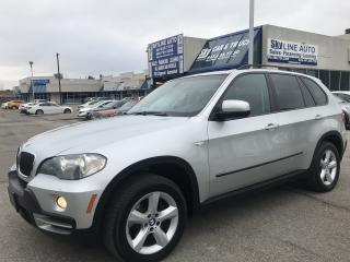Used 2008 BMW X5 3.0si 7 PASSENGER|PANO ROOF|LEATHER|ALLOYS for sale in Concord, ON