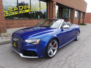 Used 2015 Audi RS 5 4.2 Full 3M Clear Wrap for sale in Woodbridge, ON