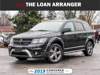 Used 2017 Dodge Journey Crossroad for sale in Barrie, ON
