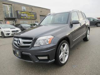 Used 2011 Mercedes-Benz GLK-Class 4MATIC 4dr GLK 350 for sale in Newmarket, ON