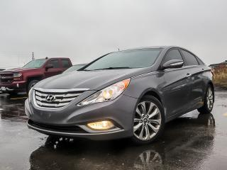 Used 2012 Hyundai Sonata LIMITED for sale in London, ON