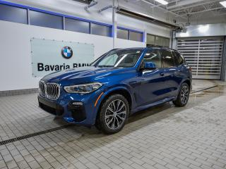 New 2019 BMW X5 xDrive40i for sale in Edmonton, AB
