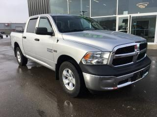 Used 2014 RAM 1500 ST, Crew Cab, 4x4, Hemi for sale in Ingersoll, ON