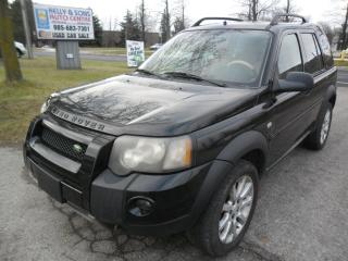 Used 2004 Land Rover Freelander HSE