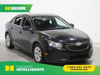 Used 2014 Chevrolet Cruze 1LT A/C GR ELECT CAM for sale in St-Léonard, QC
