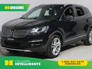 Used 2016 Lincoln MKC RESERVE AWD NAV CAM for sale in St-Léonard, QC