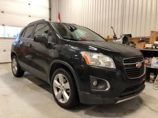 Used 2013 Chevrolet Trax LTZ for sale in Tillsonburg, ON