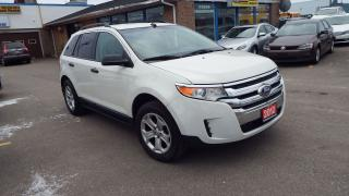 Used 2012 Ford Edge SE/NO ACCIDENT/BLUETOOTH/ALLOY/$9999 for sale in Brampton, ON