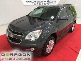 Used 2010 Chevrolet Equinox LT for sale in Cowansville, QC