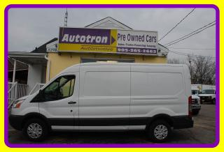 Used 2017 Ford Transit 350 MID ROOF, Loaded for sale in Woodbridge, ON