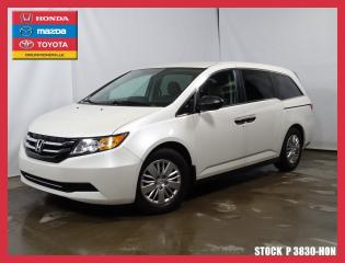 Used 2015 Honda Odyssey Lx+a/c+reg for sale in Drummondville, QC