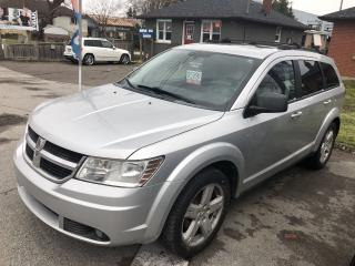 Used 2009 Dodge Journey SXT /V6/P-ROOF/7 PASS for sale in Bradford, ON