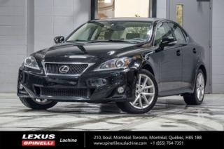 Used 2011 Lexus IS 250 Luxe Navi Awd; Cuir for sale in Lachine, QC