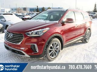 New 2019 Hyundai Santa Fe XL LUXURY- PUSH BUTTON/6 PASS/LEATHER/PANORAMIC SUNROOF/APPLE CAR PLAY/BACK UP CAM for sale in Edmonton, AB