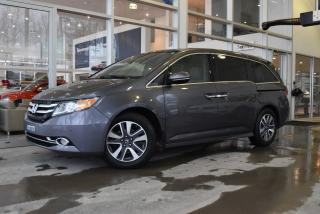 Used 2016 Honda Odyssey Touring Gps Toit for sale in St-Jérôme, QC
