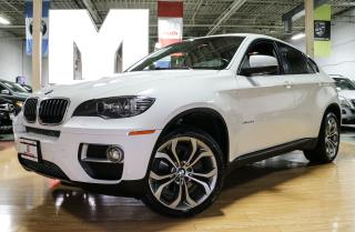 Used 2013 BMW X6 35i - M PKG|SUNROOF|BACKUP|NAVI|2SETRIMS for sale in North York, ON