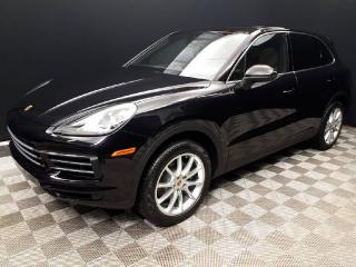 New 2019 Porsche Cayenne for sale in Edmonton, AB