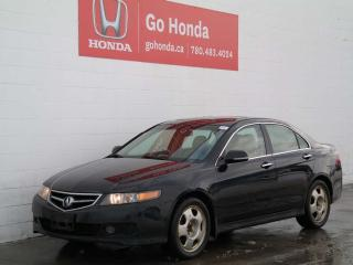 Used 2008 Acura TSX Base for sale in Edmonton, AB