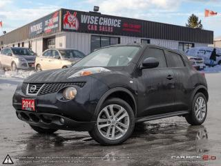 Used 2014 Nissan Juke SL,ONE OWNER,AWD,NAVI,LEATHER,PWR S/ROOF for sale in Barrie, ON