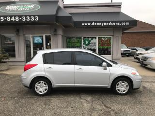 Used 2011 Nissan Versa 1.8 S for sale in Mississauga, ON