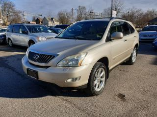 Used 2008 Lexus RX 350 AWD for sale in Brampton, ON