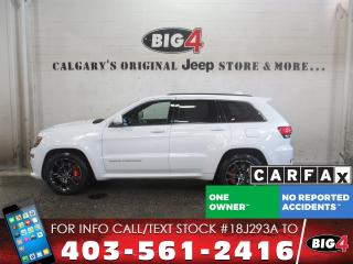 Used 2015 Jeep Grand Cherokee SRT | Pano roof | Tow Pkg | 19 Speakers for sale in Calgary, AB
