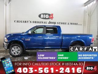 Used 2014 RAM 2500 Laramie | Front bench | Steps | HEMI 6.4L V8 for sale in Calgary, AB