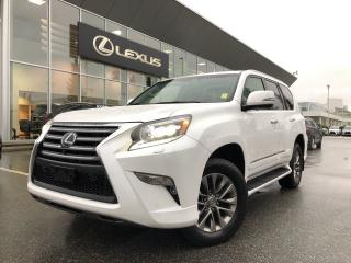 Used 2016 Lexus GS 460 Executive PKG, NO Accidents, Local for sale in North Vancouver, BC