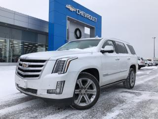 Used 2016 Cadillac Escalade Premium Collectio for sale in Barrie, ON