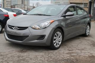 Used 2013 Hyundai Elantra 4DR SDN for sale in Toronto, ON