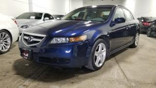 Used 2005 Acura TL |1 Owner|Accident Free|Serviced at Acura Downtown|Low Km! for sale in Vaughan, ON