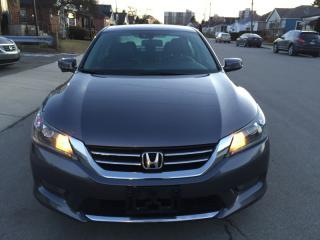 Used 2014 Honda Accord Sedan 4dr I4 CVT EX-L for sale in Hamilton, ON