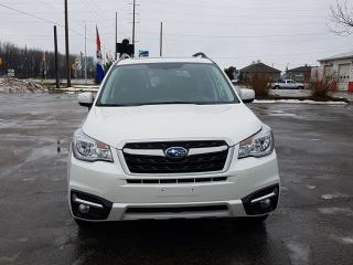 Used 2018 Subaru Forester TOURING for sale in Barrie, ON