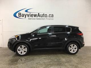 Used 2018 Kia Sportage LX - HTD SEATS! REVERSE CAM! BLUETOOTH! ALLOYS! for sale in Belleville, ON
