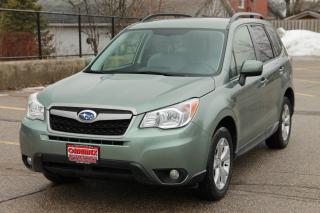 Used 2015 Subaru Forester 2.5i Convenience Package AWD | Heated Seats | Bluetooth | CERTIFIED for sale in Waterloo, ON