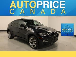 Used 2014 BMW X6 xDrive35i M-PERFORMANCE PKG|NAVIGATION for sale in Mississauga, ON