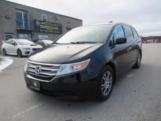 Used 2012 Honda Odyssey 4dr Wgn EX-L w/RES for sale in Newmarket, ON