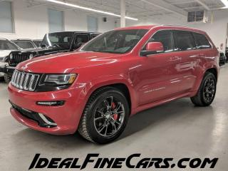 Used 2015 Jeep Grand Cherokee SRT8/PANO/PUSHBUTTON START/HEATED STEERING! for sale in Toronto, ON