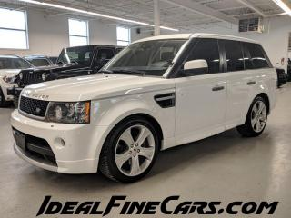 Used 2011 Land Rover Range Rover Sport 4WD 4DR HSE for sale in Toronto, ON