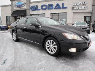 Used 2011 Lexus ES 350 Sedan LEATHER SUNROOF ALLOYS for sale in Ottawa, ON