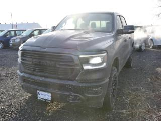New 2019 RAM 1500 Sport LEATHER/NAVI/DUAL-PANE SUNROOF/SPORT PERFORM for sale in Concord, ON