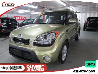 Used 2013 Kia Soul 2U SIÈGES CH for sale in Québec, QC