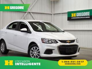 Used 2017 Chevrolet Sonic Lt Caméra De Recul for sale in St-Léonard, QC