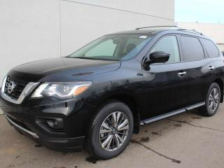 New 2019 Nissan Pathfinder SL Premium 4dr 4WD Sport Utility for sale in Edmonton, AB