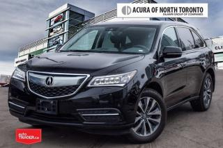 Used 2016 Acura MDX Navi 7yrs/130000kms Certified Warranty Included for sale in Thornhill, ON