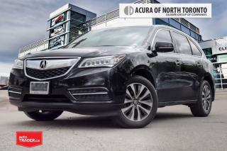 Used 2014 Acura MDX Navigation at Acura Certified! Accident Free  Blin for sale in Thornhill, ON