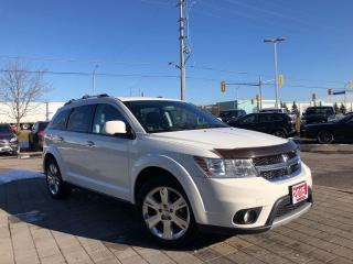 Used 2015 Dodge Journey R/T**7 Passenger**Sunroof**Navigation** for sale in Mississauga, ON
