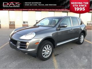 Used 2008 Porsche Cayenne NAVIGATION/SUNROOF/97K!! for sale in North York, ON