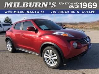 Used 2013 Nissan Juke SL AWD for sale in Guelph, ON